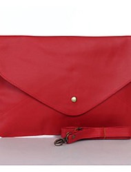 cheap -Women's Bags PU Evening Bag for Casual Green / Blue / Dark Red