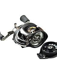 billige -dm venstre håndtag 10 +1 kugleleje støbning hjuls
