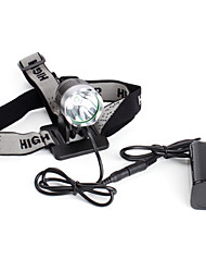 LED Flashlights/Torch Headlamps 1200 Lumens Mode Cree XM-L T6 Camping/Hiking/Caving
