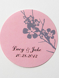 cheap -Personalized Beautiful Wedding Party Invitations-Envelope Sticker