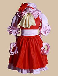 Недорогие -Вдохновлен Проект Тоухоу Patchouli Knowledge видео Игра Косплэй костюмы Косплей Костюмы Пэчворк Кофты