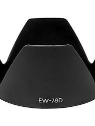 EW-78D Lens Hood for CANON EF-S 18-200mm f/3.5-5.6 IS