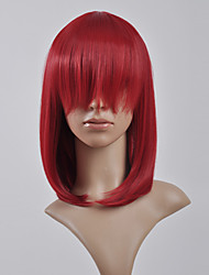 cheap -Cosplay Wigs Kingdom Hearts Kairi Anime/ Video Games Cosplay Wigs 45 CM Heat Resistant Fiber Women's