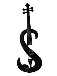 Недорогие -Cozart - (ml017) 4/4 мармелад части электрической скрипке случае / лук / канифоль / кабель / аккумулятора (S-стиле)