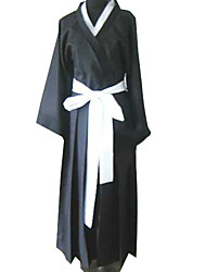 cheap -Inspired by Cosplay Cosplay Anime Cosplay Costumes Cosplay Suits / Kimono Long Sleeve Underwear / Belt / Kimono Coat For Men's / Women's