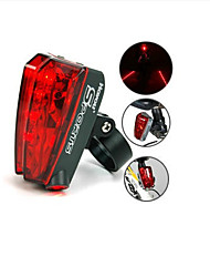 Bike Lights Rear Bike Light LED Laser Cycling AAA Lumens Battery Cycling/Bike