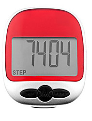 Large Screen Multifunction Pedometer for Running & Walking Color Randomizatio