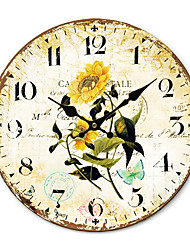 cheap -Country House Wall Clock