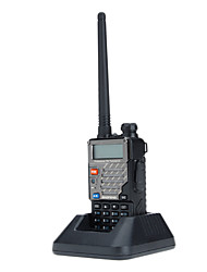 cheap -New Version  (VHF136-174Mhz UHF 400-480Mhz)VHF/ UHF Dual-Band Two Way Radio