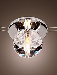 cheap -MAISHANG® Flush Mount Ambient Light - Crystal Mini Style, Modern / Contemporary, 110V 110-120V 220-240V Bulb Included
