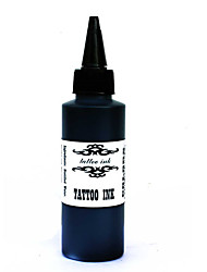 Top Quality Black Tattoo Inks 120ml