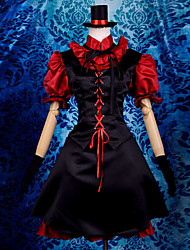 """billige -Inspirert av Cosplay Cosplay Anime  """"Cosplay-kostymer"""" Cosplay Klær Lapper Topp Til Unisex"""