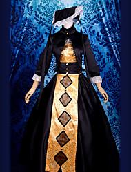 Недорогие -Звук Horizon Inn The Dark хозяйки готические костюмы косплей платье