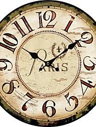 Euro Orologio da parete Paese