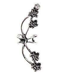 Punk Wind, der alte Übertriebene Blume Ohrring