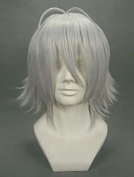 billige -cosplay paryk inspireret af Inazuma Eleven-Fubuki shirou