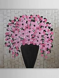 Недорогие -Картина маслом, ручной росписи, ваза с цветами