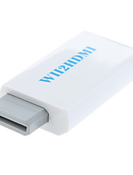 cheap -Wii 2 HDMI 1.3v Adapter Wii Display Modes (NTSC 480i 480p,PAL 576i)