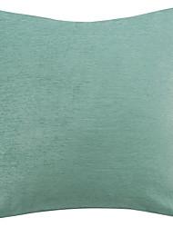 1 pçs Poliéster Cobertura de Almofada,Sólido Casual