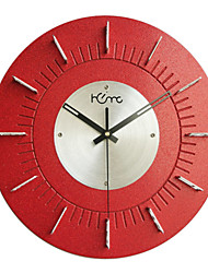 "cheap -15.4""H Number Style Wall Clock"