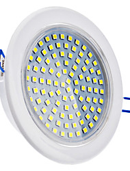 billige -SENCART 6000lm Loftslys Nedfaldende retropasform LED Perler SMD 5050 Naturlig hvid 85-265V / 170