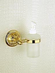 levne -Dávkovač mýdla Snímatelné Starožitný Mosaz 1 ks - Hotelová koupel