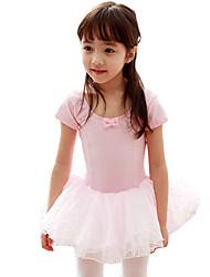 bel vestito di lycra balletto dancewear tutu bambini (più colori)