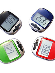 cheap -Large Display Jogging Step Pedometer Walking Calorie Distance Counter