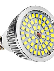 cheap -6W E14 LED Spotlight MR16 48 SMD 2835 500-600lm Natural White 6500K AC 100-240V