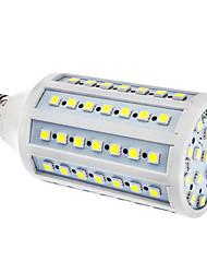 abordables -15W 6500lm E26 / E27 Ampoules Maïs LED 86 Perles LED SMD 5050 Blanc Naturel 110-130V 220-240V