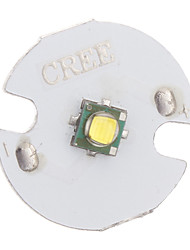 cheap -5W 400LM 6500K Cool White Cree LED Emitter Module (3.2-3.6V)