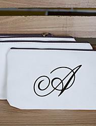 povoljno -Platno Tankovi i kozmetičke torbe Nevjesta Par Vjenčanje godišnjica Rođendan Naselje