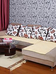 Cotton Yellow Sofa Cushion 70*210