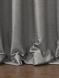 twopages® одна панель современный прочный затемнение занавес