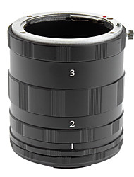 Macro Set Tubo de Extensão para Nikon AI