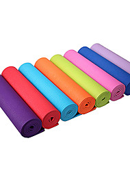 cheap -Eco-Friendly TPE Extra Thick Slip Resistant Yoga Pilates Mat (6mm)