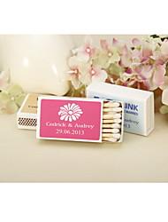 Karton Hochzeits-Dekorationen-12piece / Set Frühling Personalisiert Spiele sind nicht enthalten.