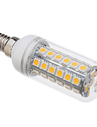 5W E14 LED Corn Lights T 48 SMD 5050 350-380 lm Warm White 3000 K V