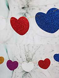 dia dos namorados papel duro papel decorações de casamento recepção de casamento