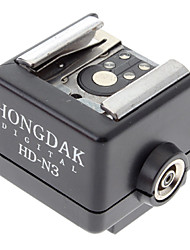 Good Converter Minolta HD-N3 Hot-shoe Adapter for Sony Alpha series