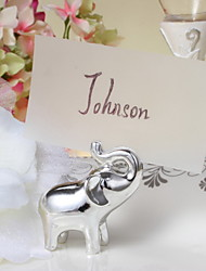 Resin Place Card Holders 4 Standing Style PVC Bag Wedding Reception