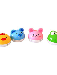 Home Supplies Kitchen Timer Frog Shape Timer Countdown Reminder (1pcs)
