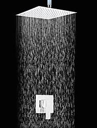 povoljno -Slavina za tuš - Suvremena Chrome Zidne slavine Keramičke ventila