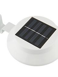 Недорогие -3 светодиодных солнечной энергии Сохранение сада Двор Забор Стена Путь Света Открытый лампы