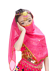 cheap -Dance Accessories Stage Props Women's Children's Training Chiffon