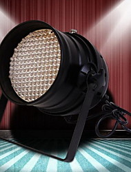 cheap -LED Stage Par Lights PAR64 6 channel 177 LED RGB DMX512 AC 85~264V
