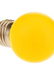 billige -60 lm E26/E27 LED-globepærer 12 leds Varm hvid AC 220-240V