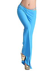 Belly Dance Bottoms Women's Training Cotton Natural
