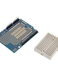cheap -Prototype Shield ProtoShield w/ Mini Breadboard for (For Arduino)