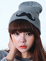 cheap -Women's Street chic Beanie / Slouchy - Solid Colored / Winter / Hat & Cap
